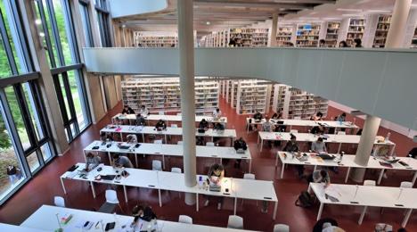 Editorial: Blick ins Uni-Oberstübchen