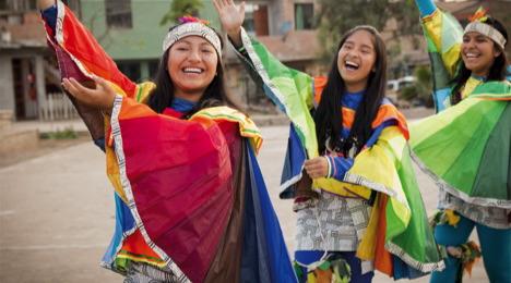 Deutsch-peruanisches Theaterprojekt