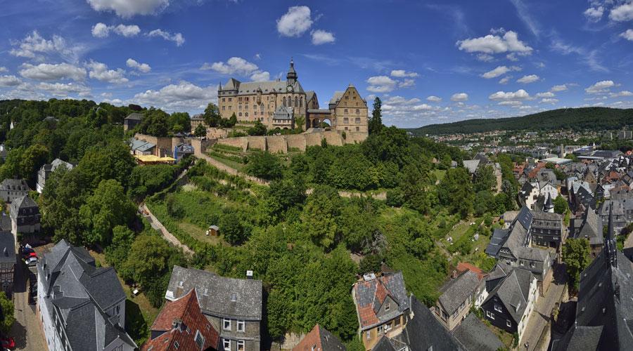 Die Marburger Oberstadt
