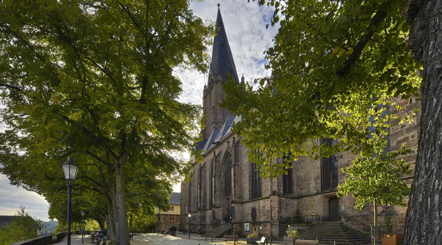 Lutherische Pfarrkirche