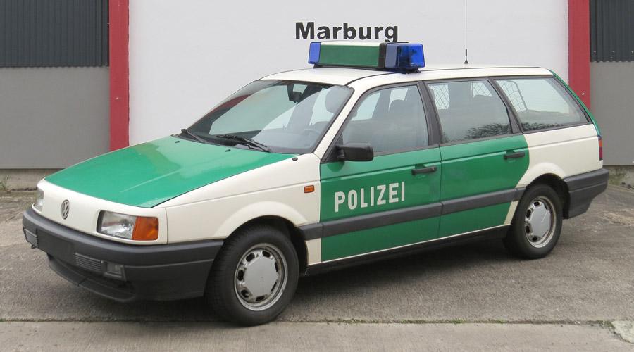 Polizeioldtimer-Museum