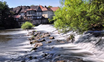 Durch Weidenhausen und das Südviertel