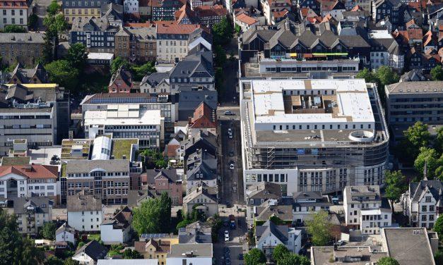 Sperrung der Gutenbergstraße ab 15.02.2021