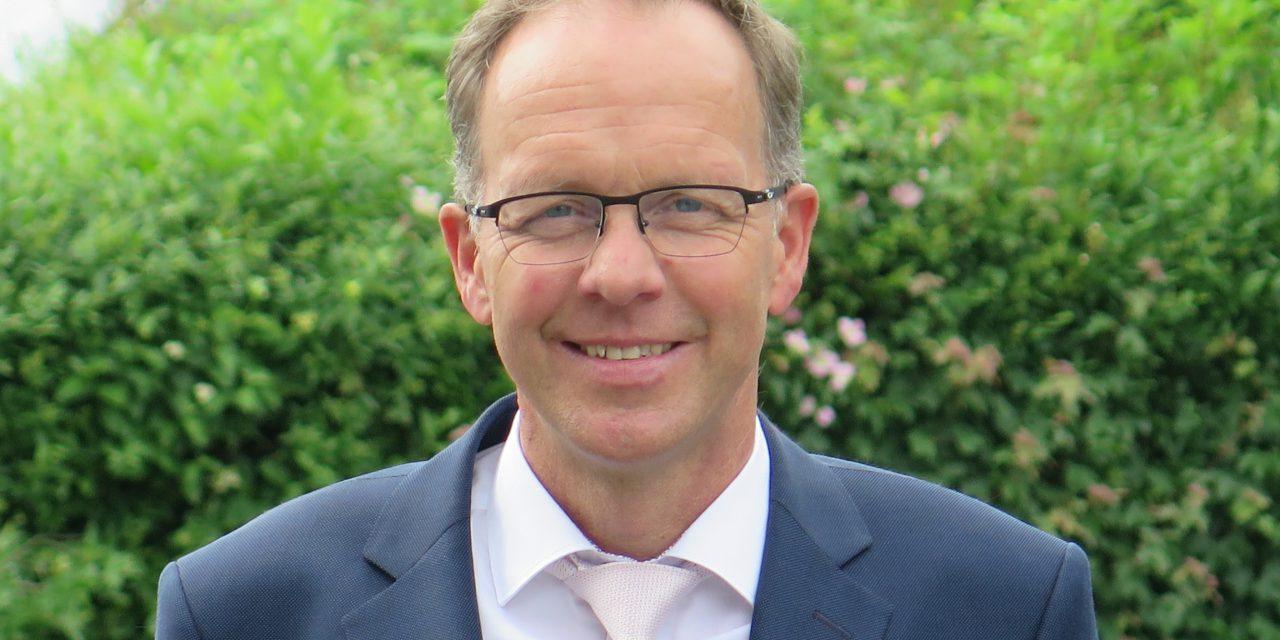 Frank Göbel leitet Polizeidirektion MR-BID
