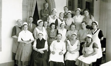 100 Jahre Studentenwerk Marburg
