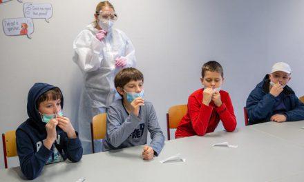 Pilotprojekt: Schüler testen sich selbst